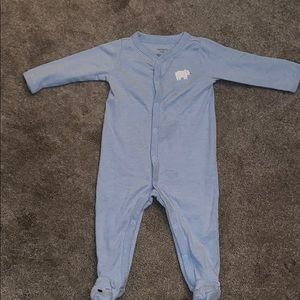 Baby boy carters sleep and play outfit